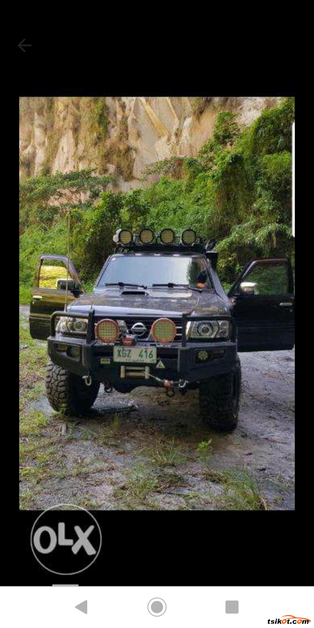 Nissan Patrol 2003 - 6