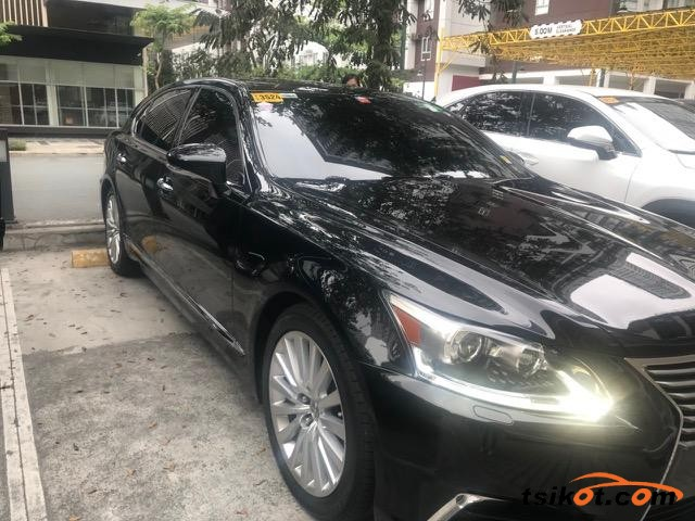 Lexus Ls 460 2014 - 2