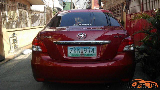 Toyota Vios 2007 - 2