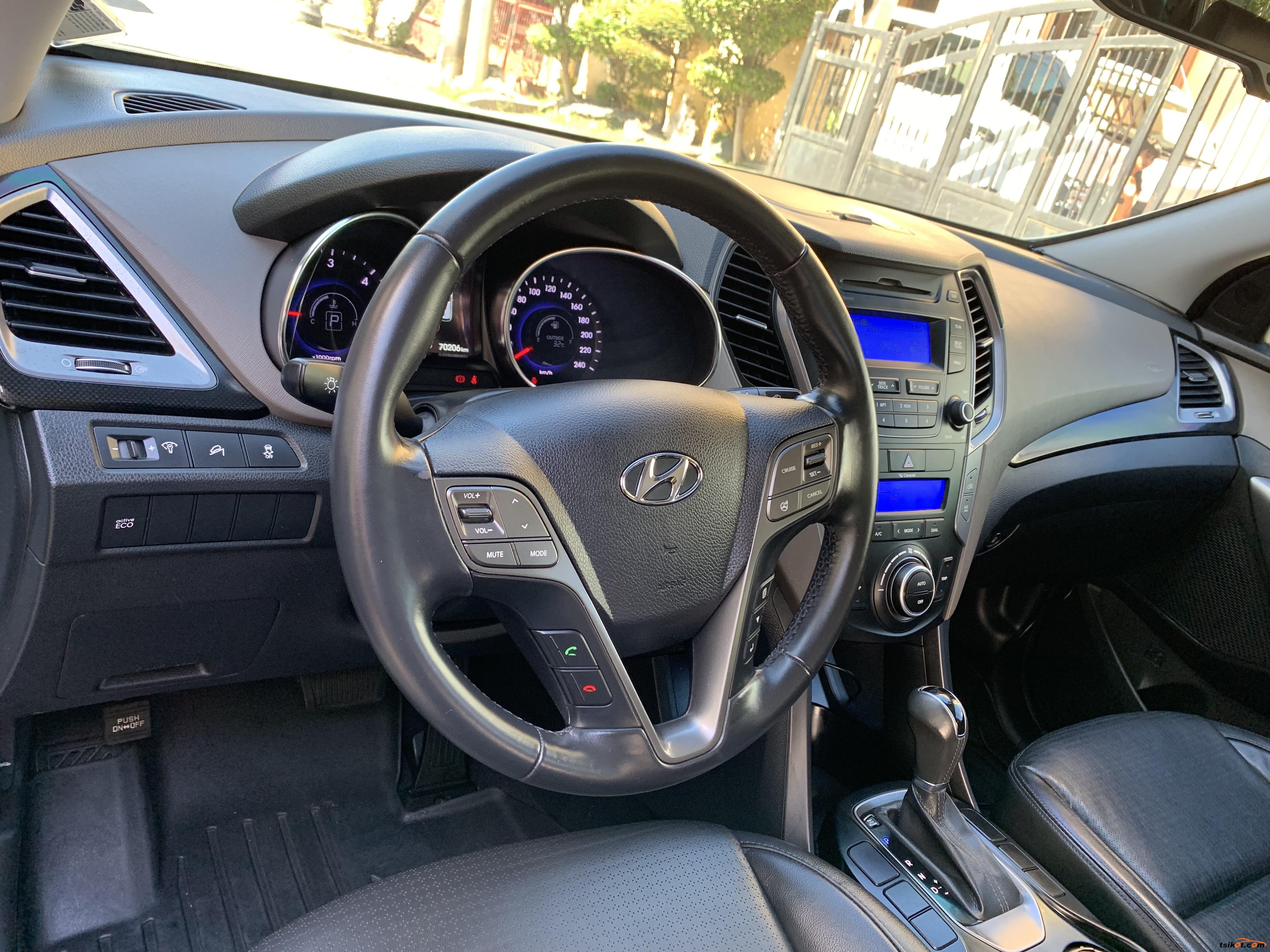 Hyundai Santa Fe 2014 - 7