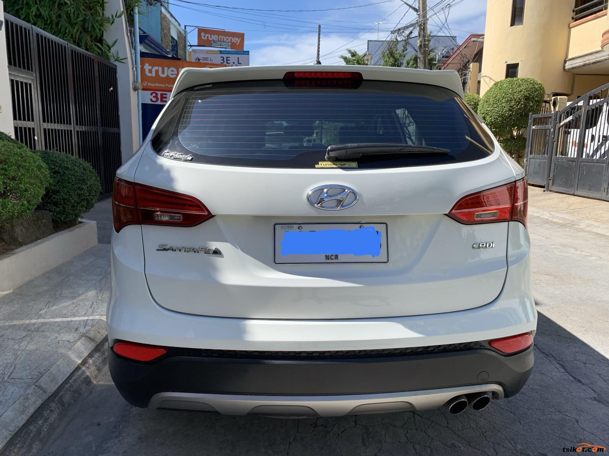 Hyundai Santa Fe 2014 - 4