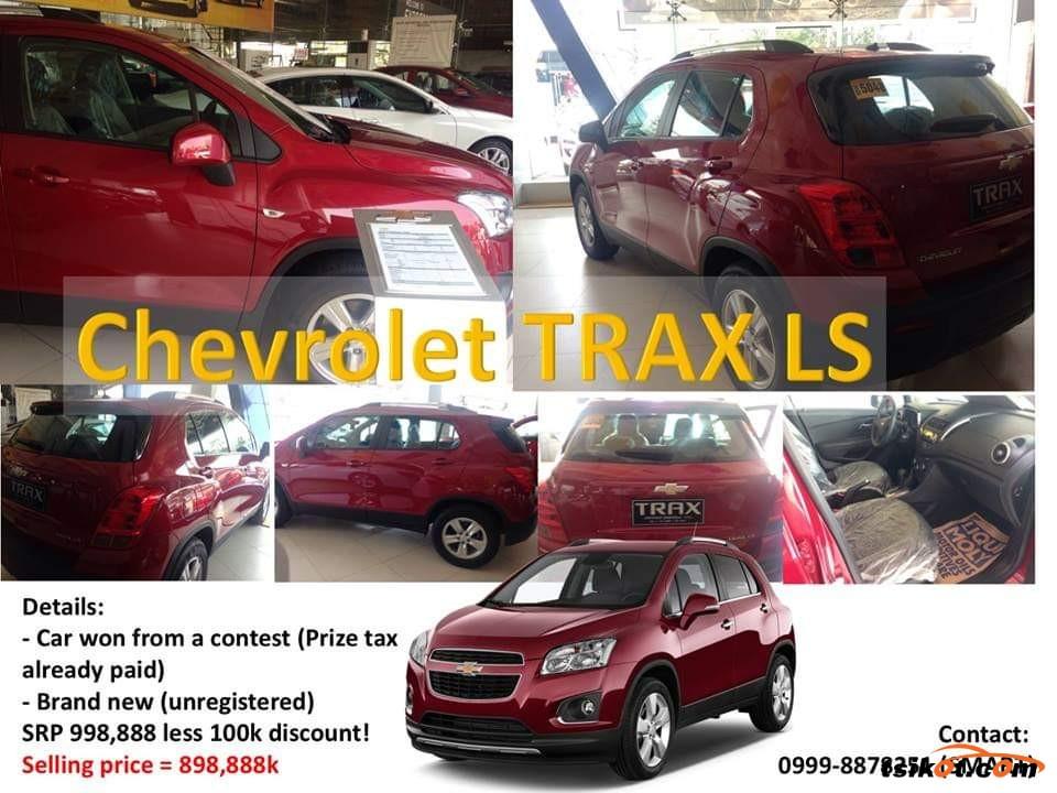 Chevrolet Trax 2017 - 1
