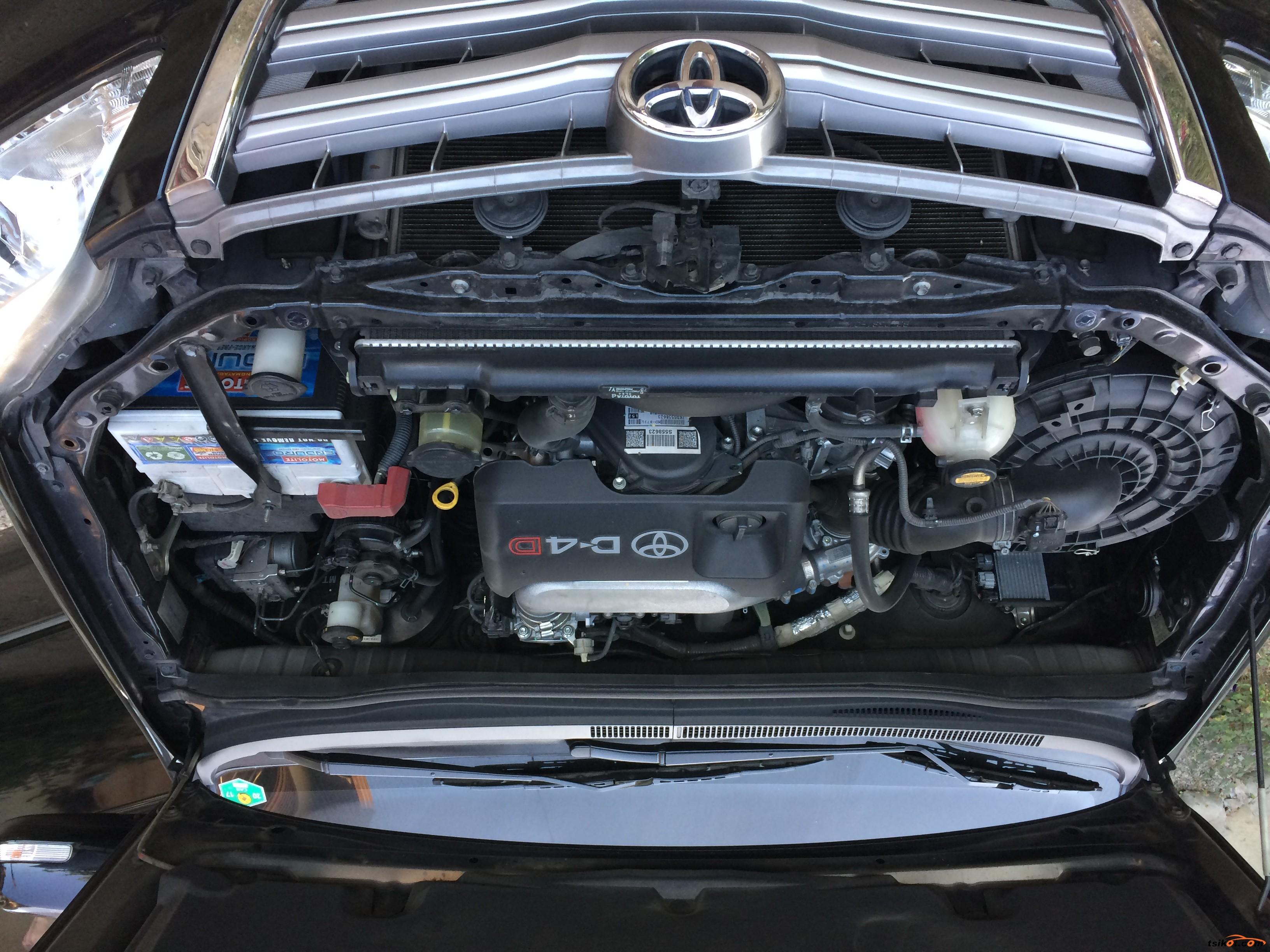 Toyota Innova 2015 - 4