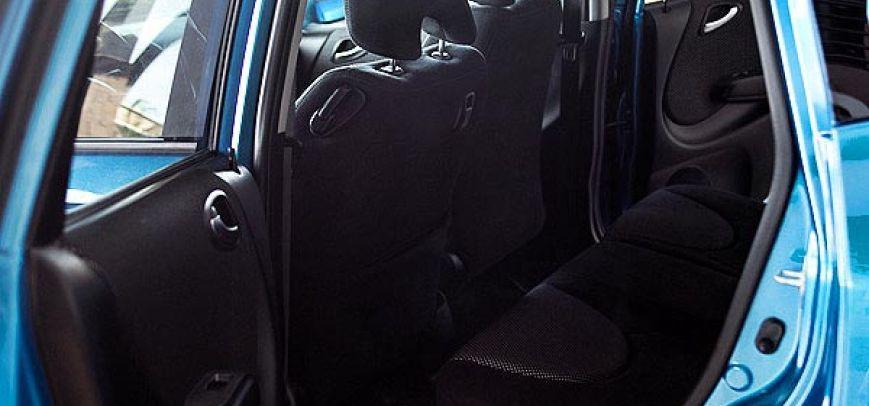 Honda Fit 2004 - 11