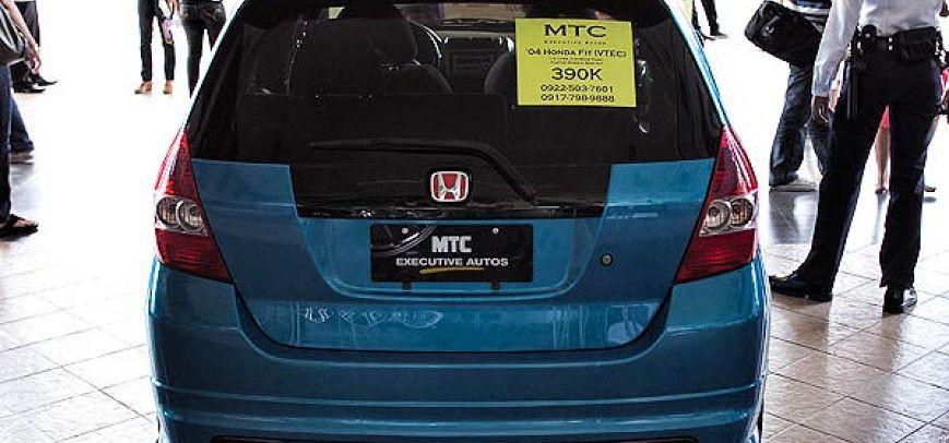 Honda Fit 2004 - 9