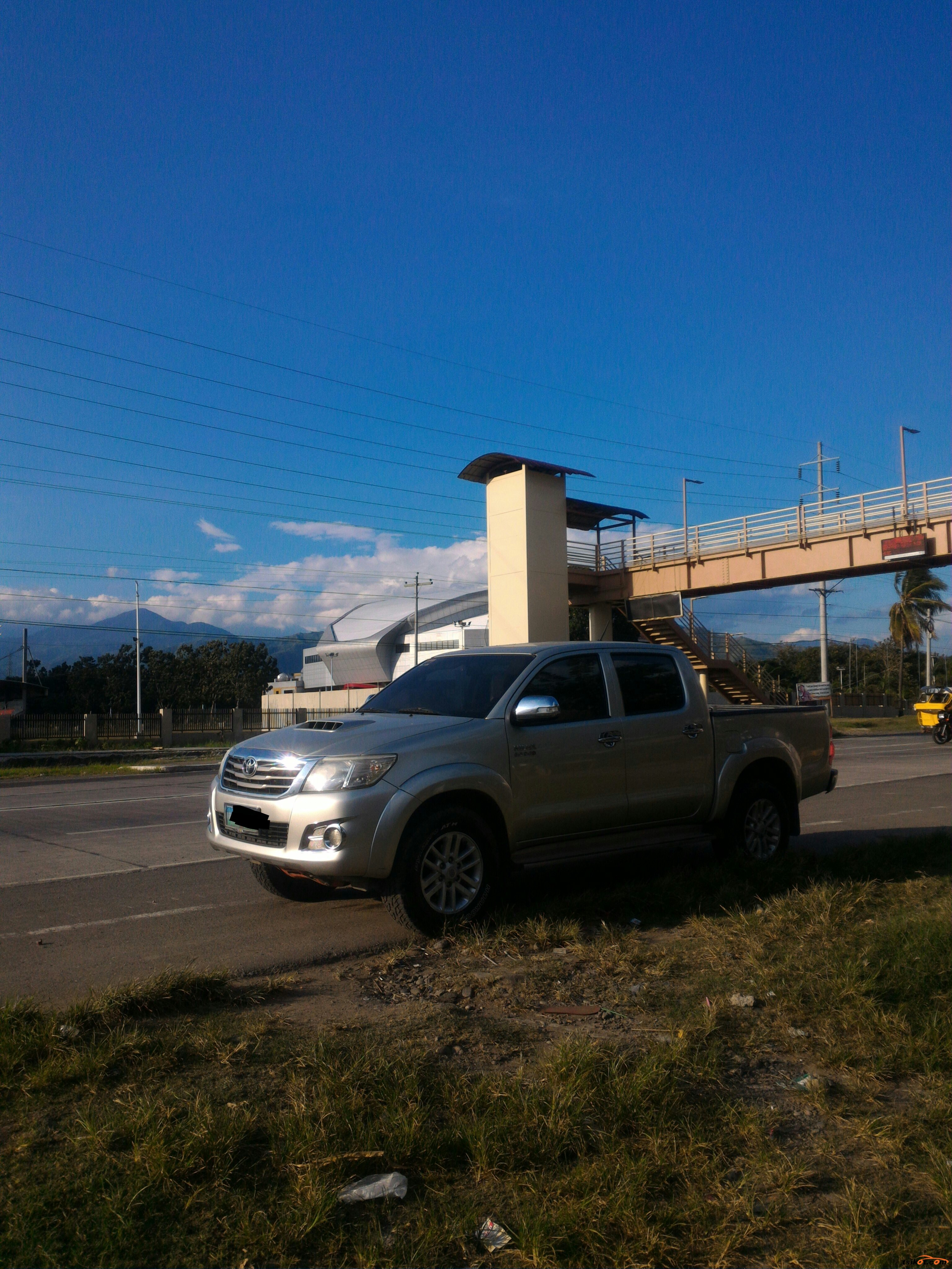Toyota Hilux 2012 - 4