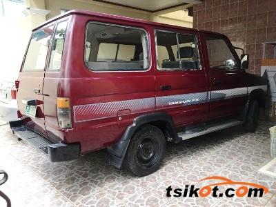 Toyota Fxs 1995 - 2