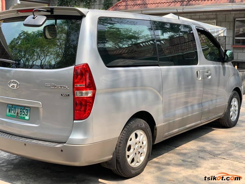 Hyundai Starex 2013 - 8