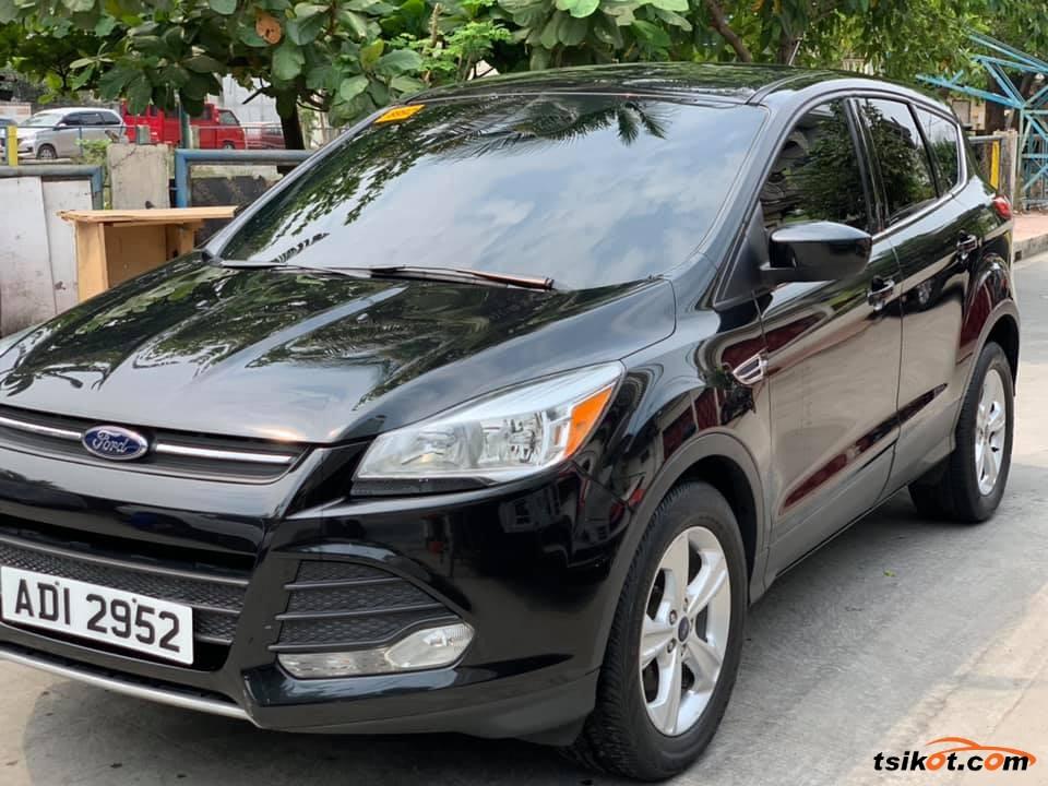 Ford Ecosport 2017 - 3