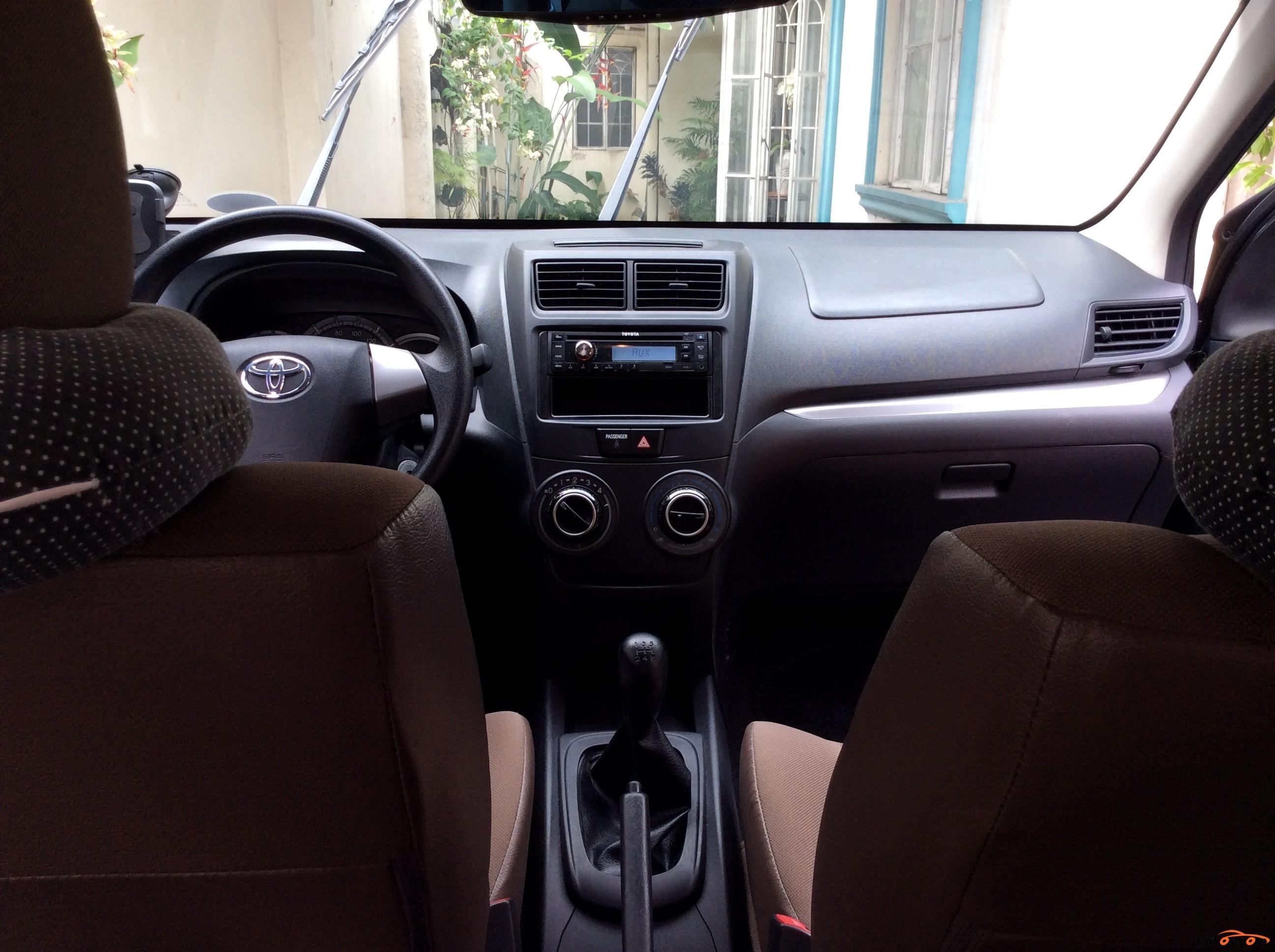 Toyota Avanza 2016 - 7