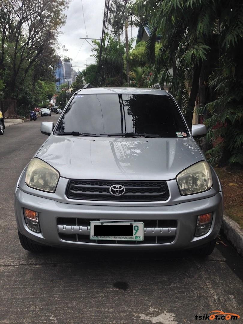Toyota Rav4 2003 - 1