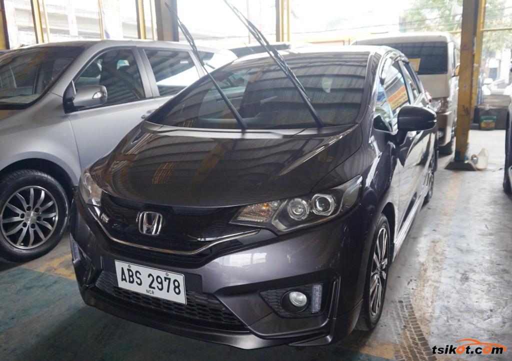 Honda Jazz 2015 - 2