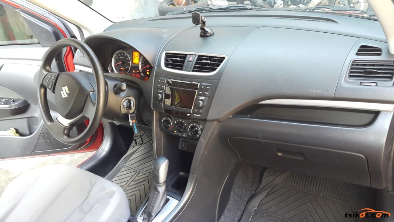 Suzuki Swift 2015 - 4