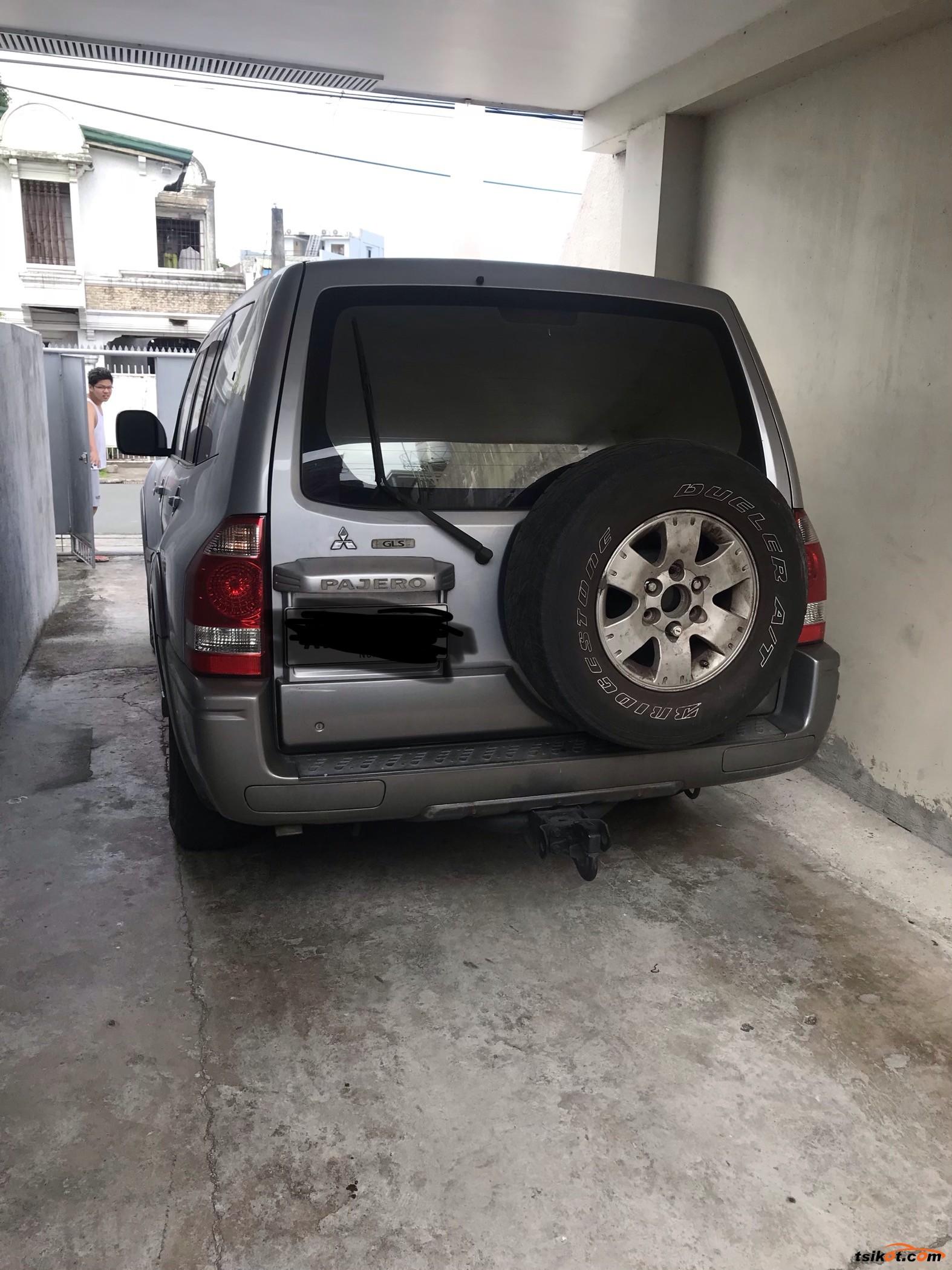 Mitsubishi Pajero 2005 - 5
