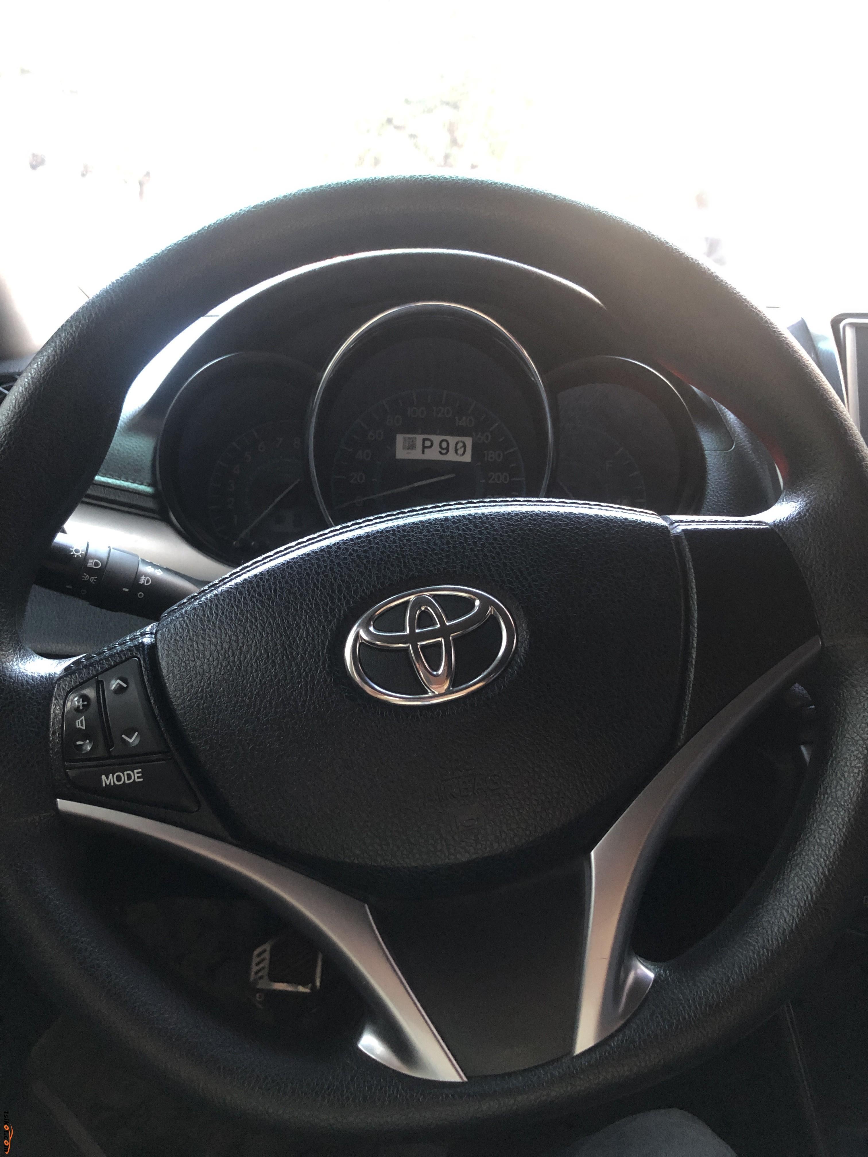 Toyota Vios 2017 - 4