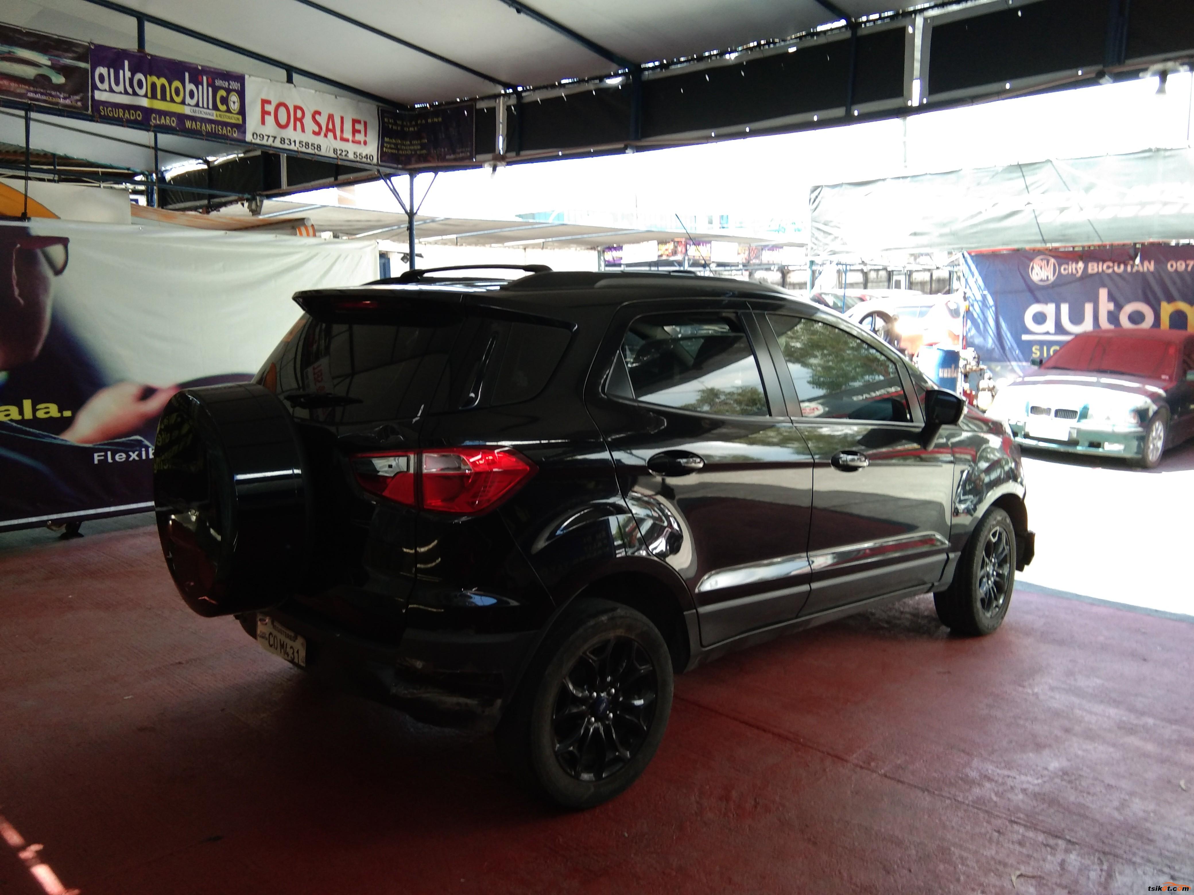 Ford Ecosport 2017 - 2