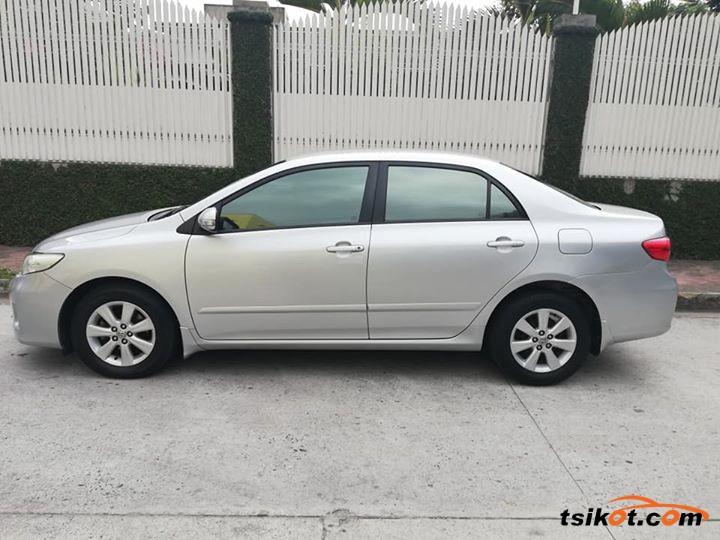 Toyota Corolla 2012 - 2