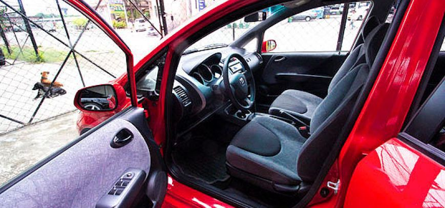 Honda Fit 2003 - 4