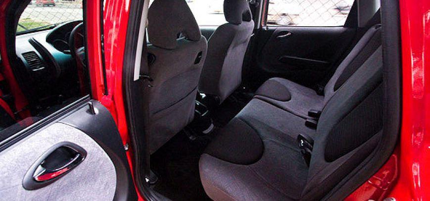 Honda Fit 2003 - 5