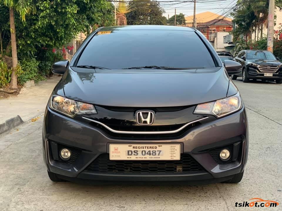 Honda Jazz 2016 - 1