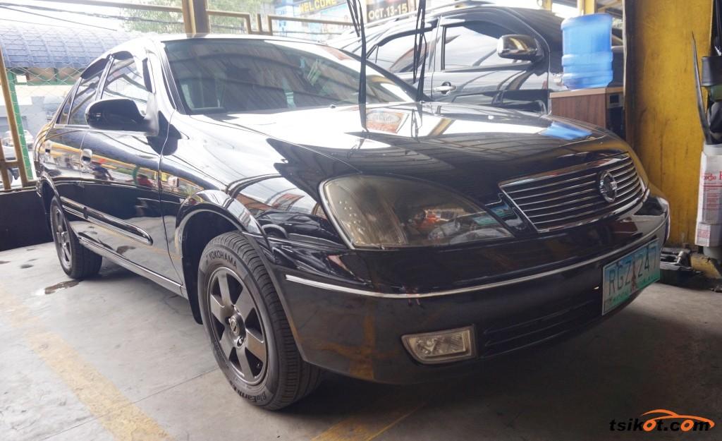 Nissan Sentra 2008 - 1