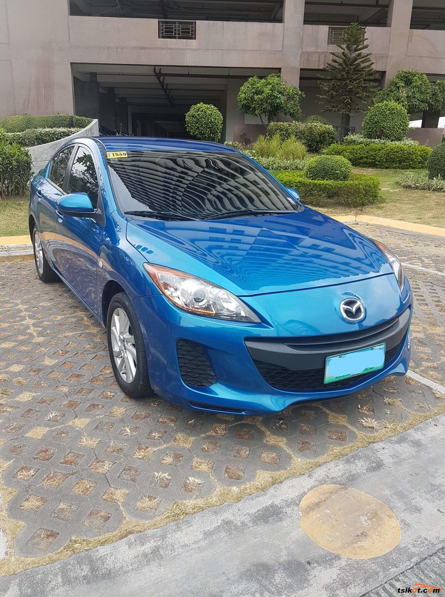 Mazda Mazda3 2013 - 2