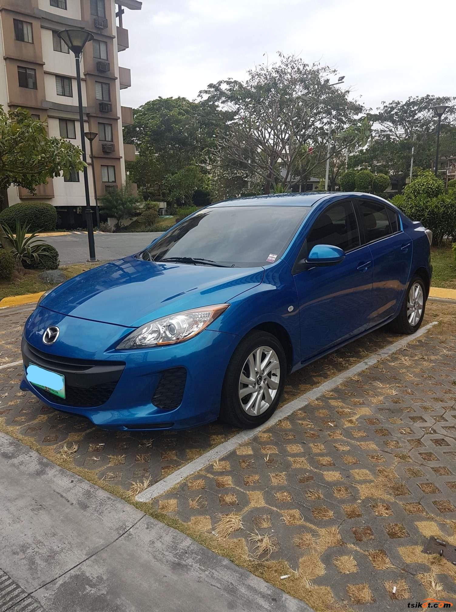 Mazda Mazda3 2013 - 3