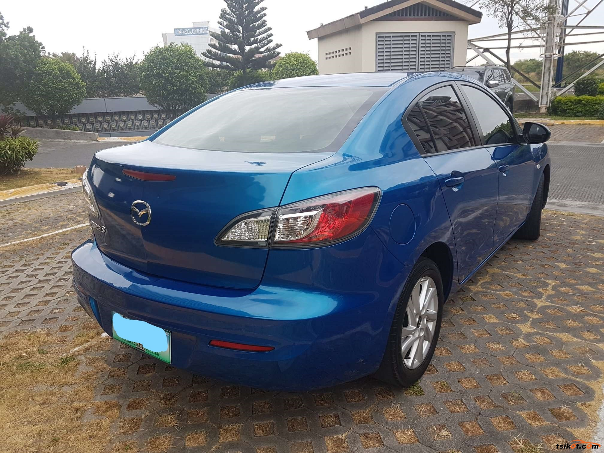 Mazda Mazda3 2013 - 4