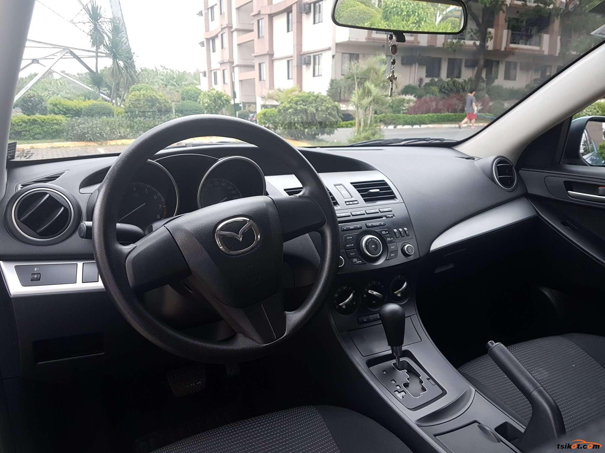 Mazda Mazda3 2013 - 8