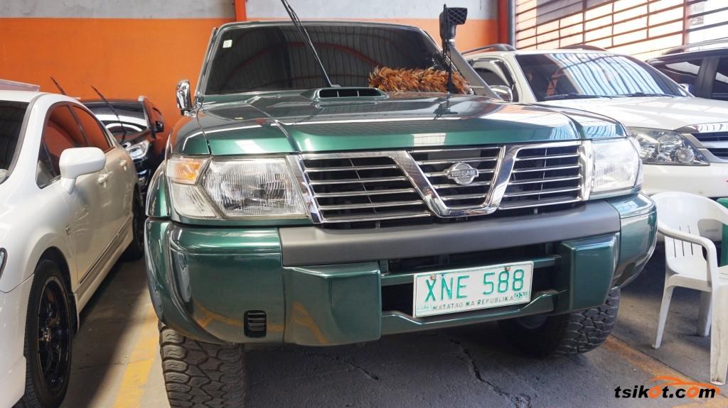 Nissan Patrol 2003 - 1