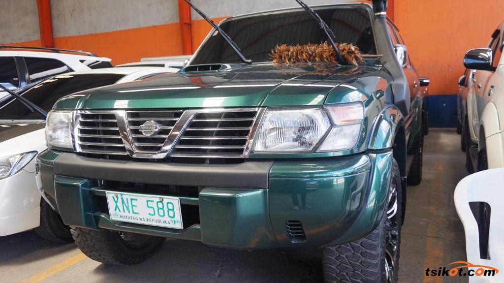 Nissan Patrol 2003 - 2