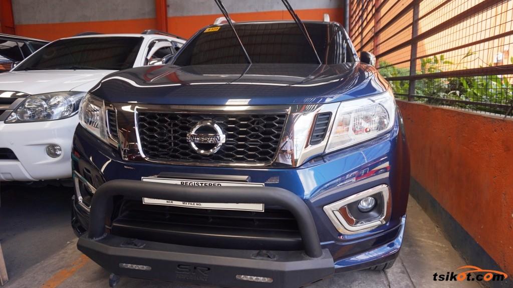 Nissan Navara 2018 - 2