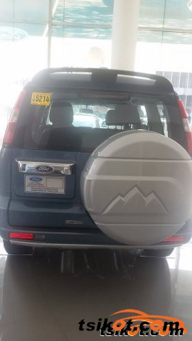 Ford Everest 2014 - 3