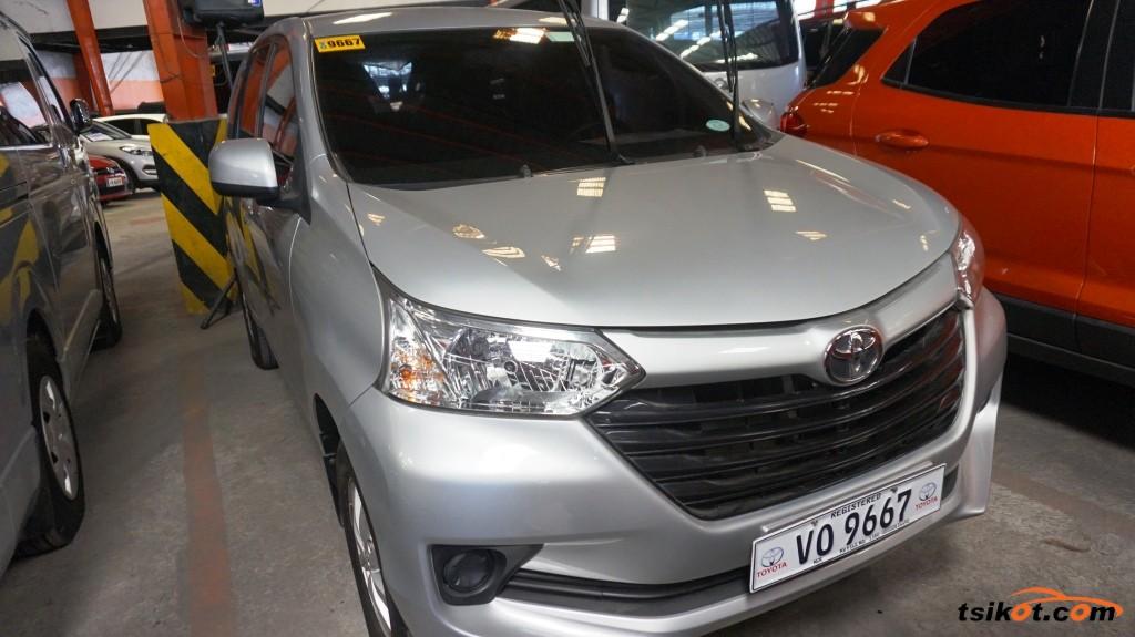 Toyota Avanza 2017 - 1