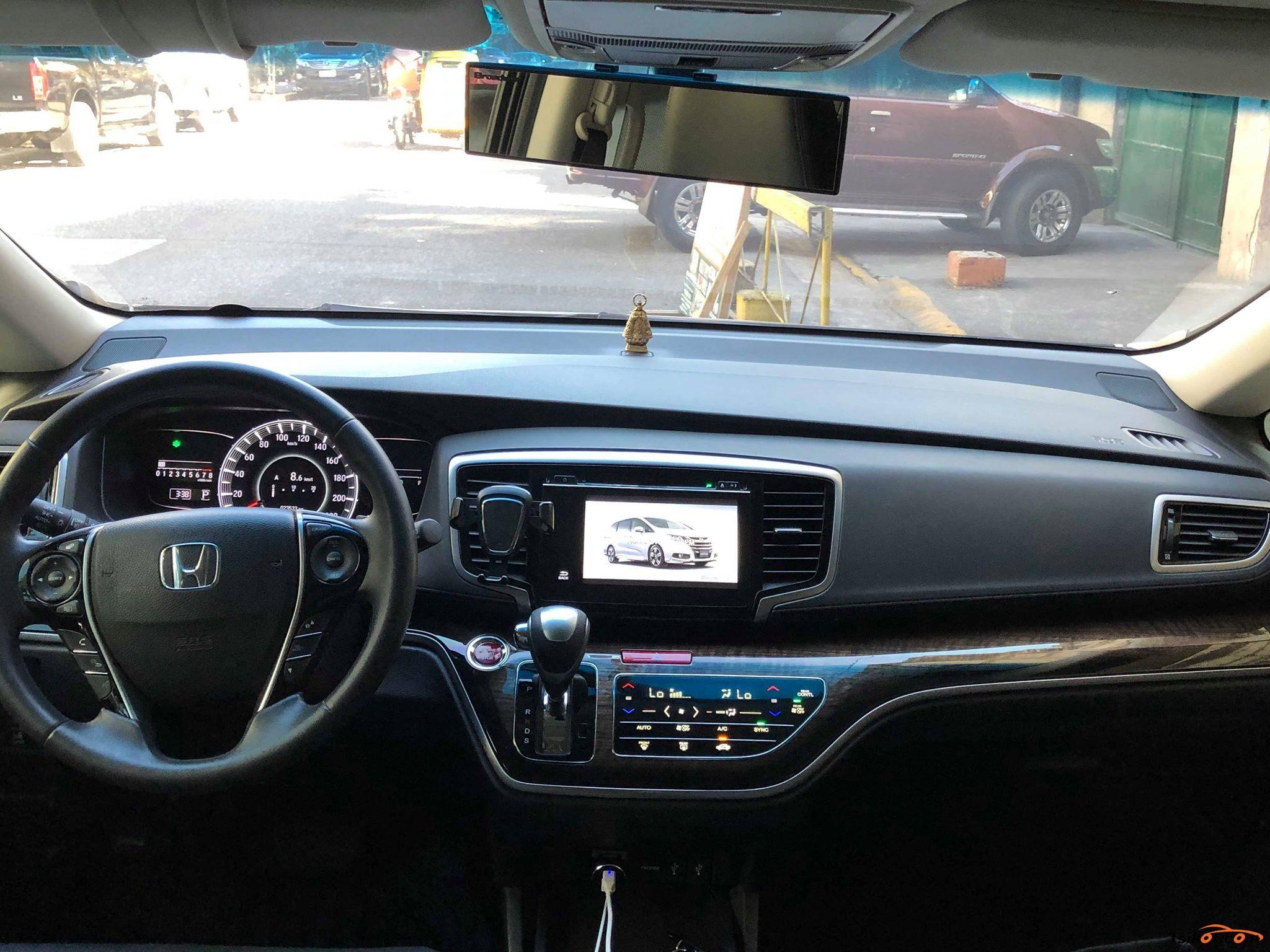 Honda Odyssey 2017 - 10