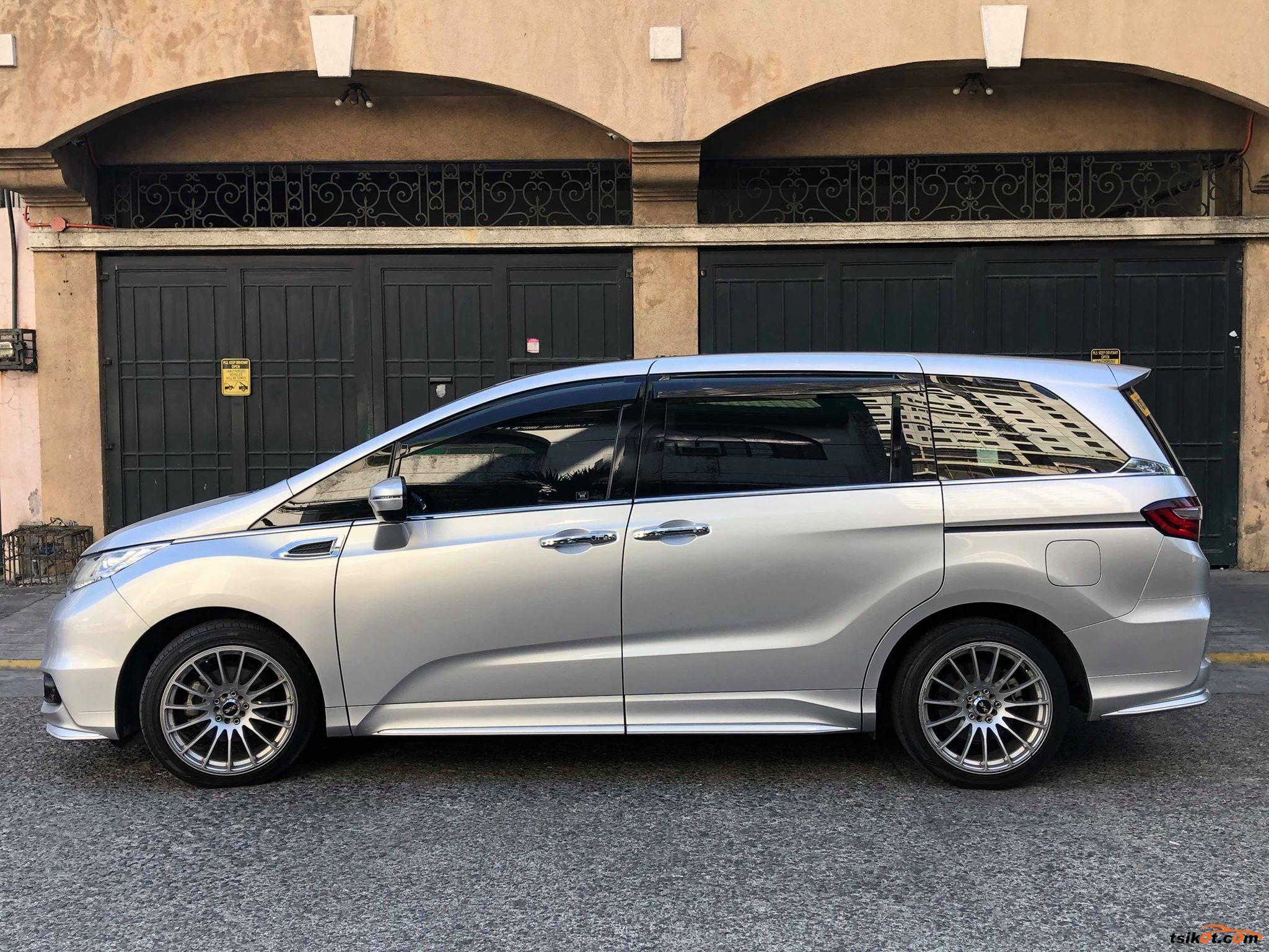 Honda Odyssey 2017 - 3