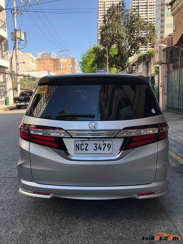 Honda Odyssey 2017 - 6