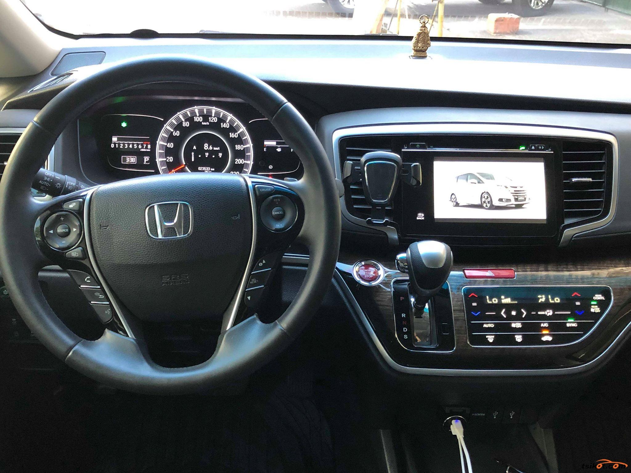 Honda Odyssey 2017 - 9