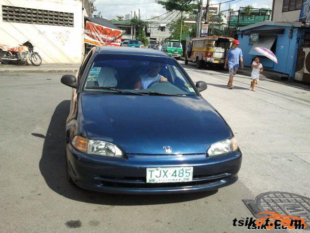 Honda Civic Del Sol 1993 - 3