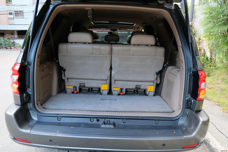 Toyota Sequoia 2003 - 9