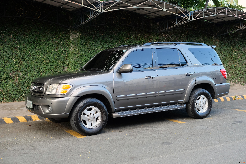 Toyota Sequoia 2003 - 3