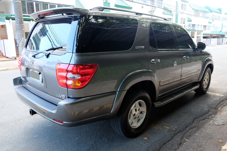 Toyota Sequoia 2003 - 5