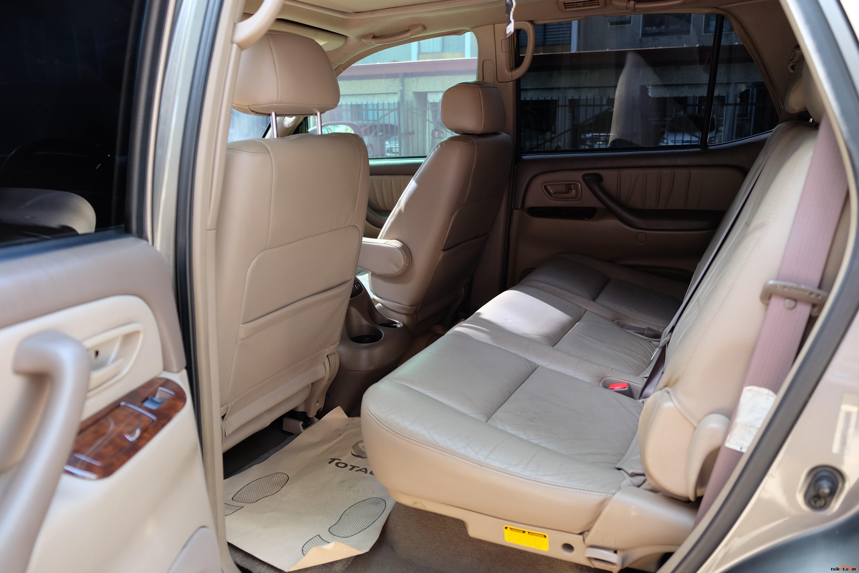 Toyota Sequoia 2003 - 6