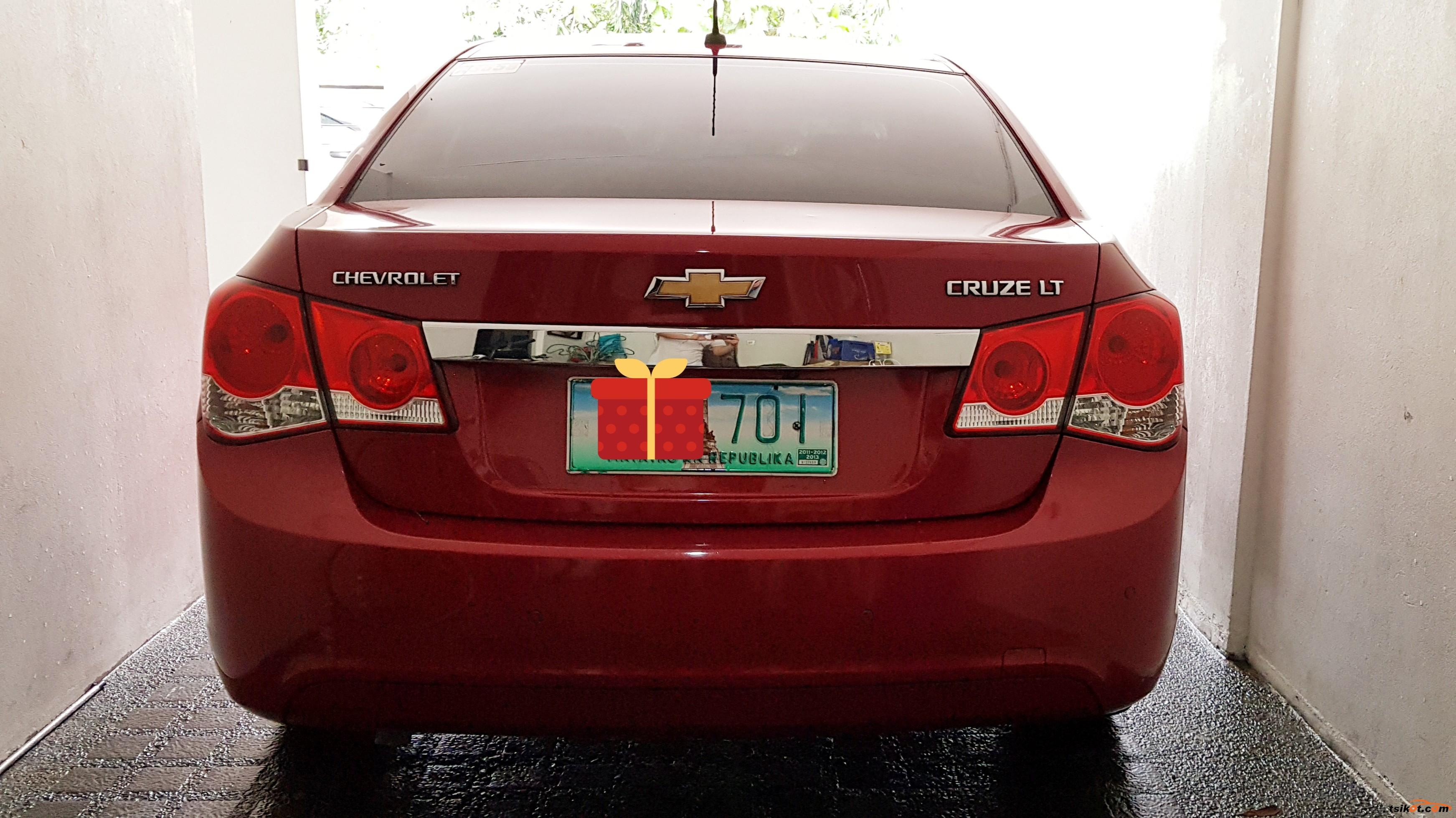 Chevrolet Cruze 2011 - 6