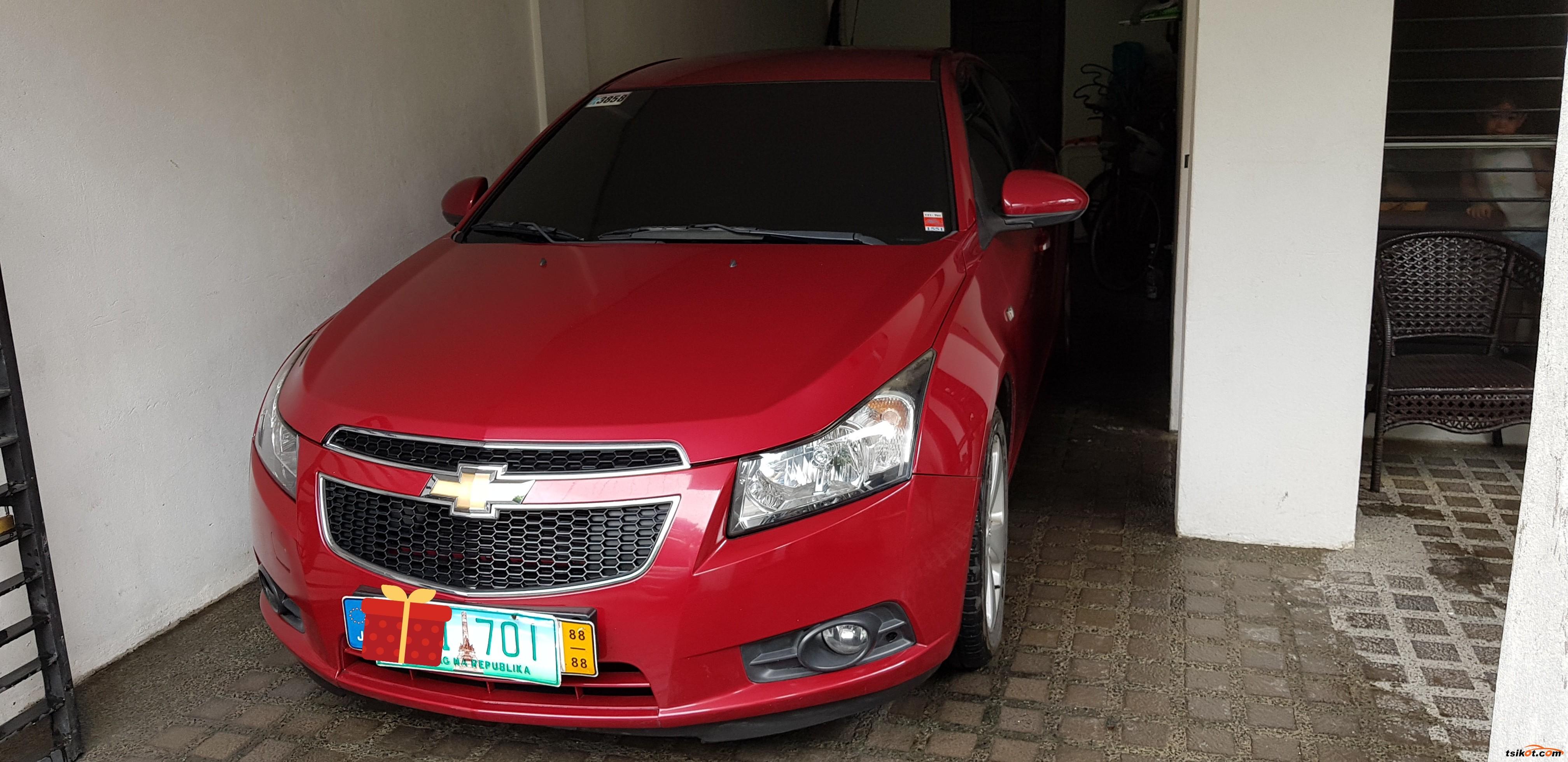 Chevrolet Cruze 2011 - 7