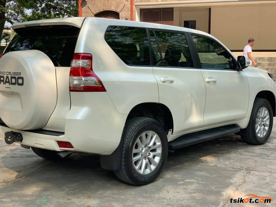 Toyota Land Cruiser 2014 - 4