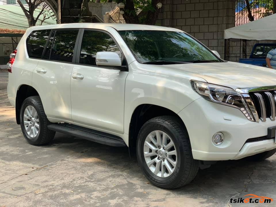 Toyota Land Cruiser 2014 - 5