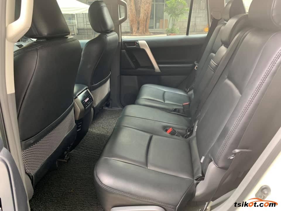 Toyota Land Cruiser 2014 - 6