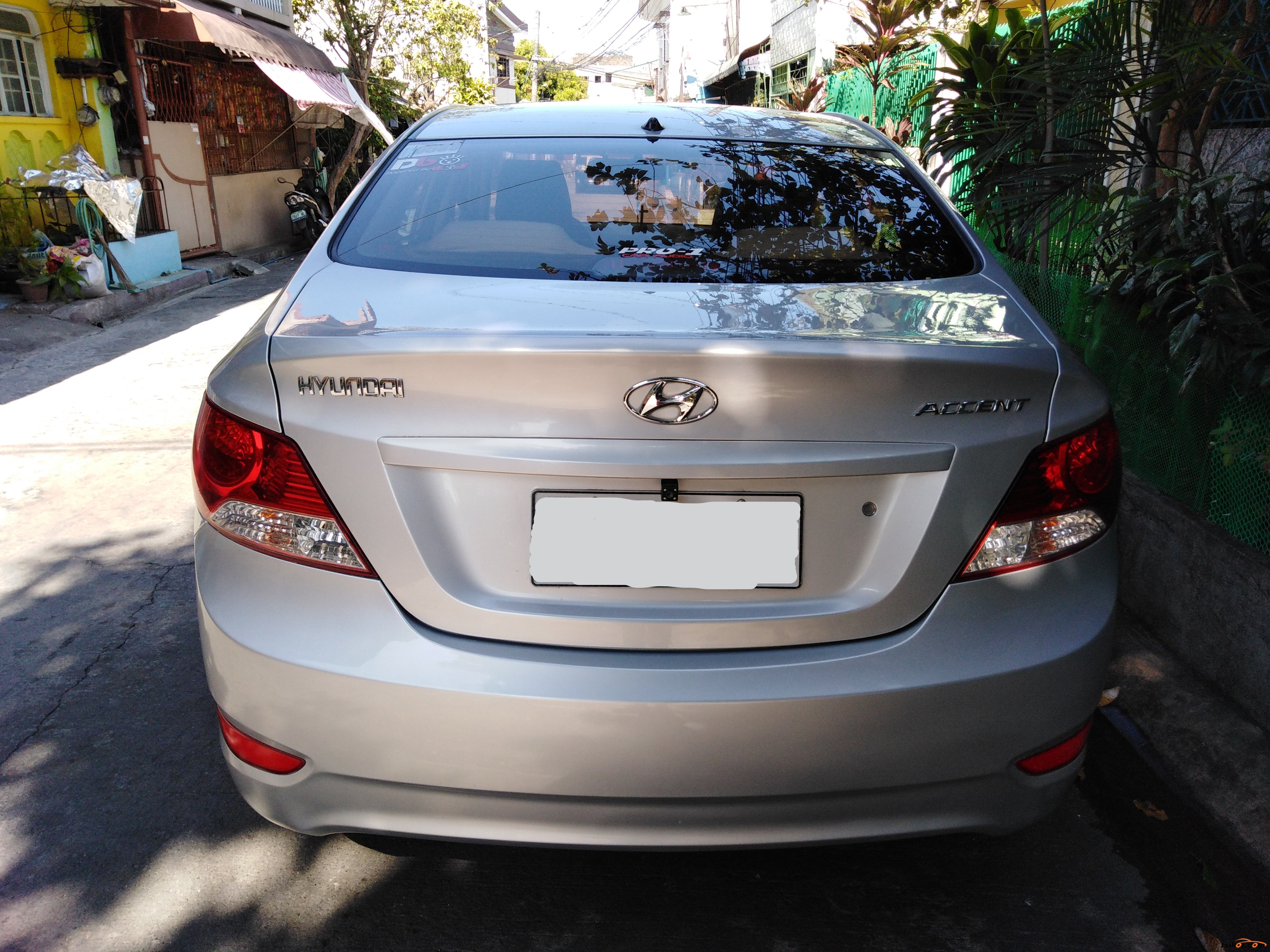 Hyundai Accent 2012 - 6