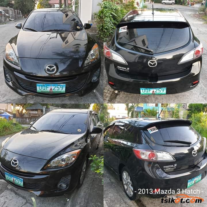 Mazda 3 2013 - 9